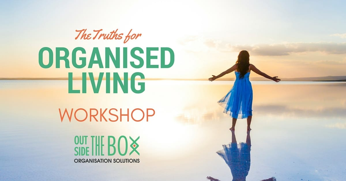 Book tickets Truth For Organised Living Workshop