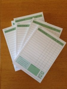 To Do List That Gets Done by Outside the Box Solutions Shop