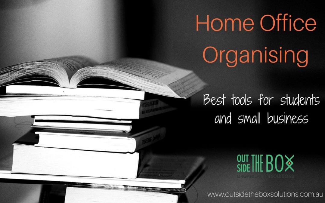 Home Office Organising – The Best Tools for Business and Students