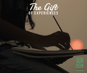 Give less clutter with the gift of experience