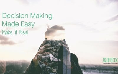 Making Difficult Decisions Easier – #3 Make it Real