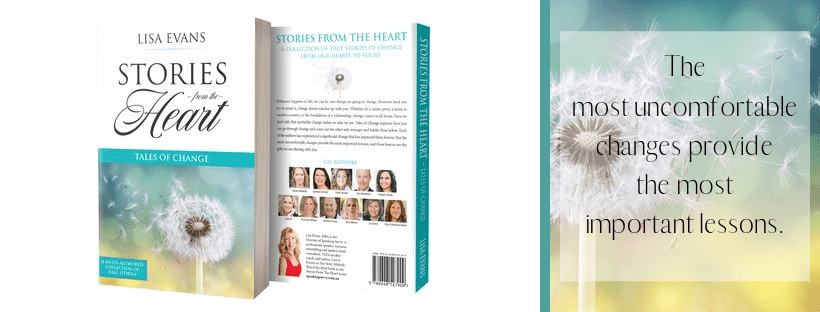 Tales of change - Stories form the Heart book now available